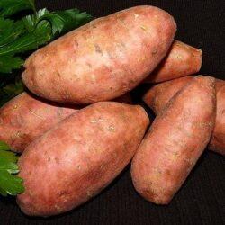 Recette de patates douces rissolées